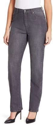 Gloria Vanderbilt Women's Amanda Classic High-Waist Tapered Jeans