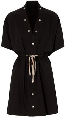 Rick Owens Shirt Dress