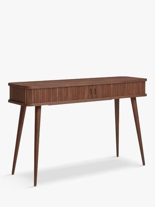 John Lewis & Partners Grayson Storage Console Table