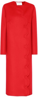 Valentino Cashmere and wool coat