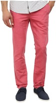 Michael Kors Slim Cotton Linen Chino