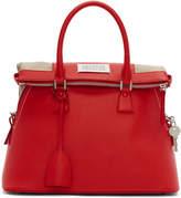 Maison Margiela Red Eco Sustainable 5AC Bag