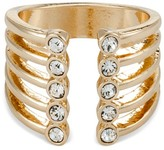 Women's Pave Ring - Gold