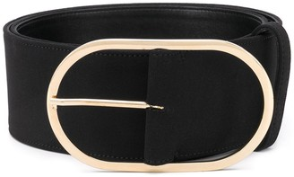 Stella McCartney Adjustable Buckle Belt