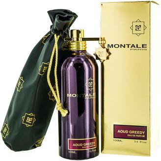 Montale 3.3Oz Aoud Greedy Eau De Parfum Spray