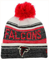New Era Atlanta Falcons Snow Dayz Knit Hat, A Macy's Exclusive Style
