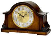 Bulova Chadbourne Wood Mantel Clock