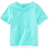 Old Navy Solid V-Neck Tee for Toddler Boys