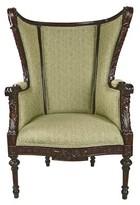 Toscano Louis XVI Wingback Chair Design