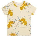 Mini Rodini Unicorn Star Print T-Shirt