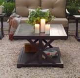 Paula Deen Bungalow Porcelain Coffee Table Home
