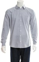 Chinti and Parker Striped Button-Up Shirt w/ Tags