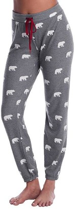 PJ Salvage Bear With Me Knit Joggers