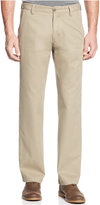 Cutter & Buck Men's Beckett Flat-Front Pants