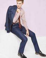 Wool Suit Trousers