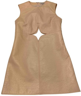 Courreges Pink Dress for Women