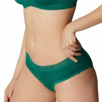 Maison Lejaby 191069-V0011 Women's La Petite Lejaby Malachite Green Shorty Medium