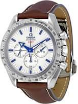 Omega Men's 321.12.42.50.02.001 Speedmaster Broad Arrow Dial Watch