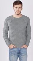 Esprit OUTLET cable knit jumper