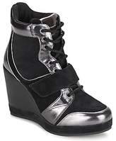 Fornarina BRITT Black / Grey