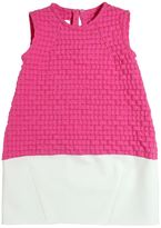 Gianluca Capannolo Cotton Milano Knit & Woven Dress