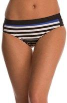 Jag Swimwear Reactive Stripe Retro Bikini Bottom 8146629