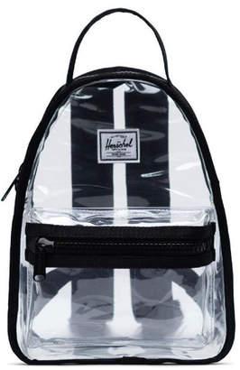Herschel Nova Mini Clear Backpack