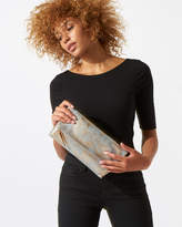 Jigsaw Alexis Fold Over Clutch