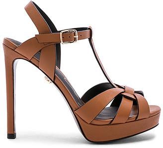 Lola Cruz Ankle Strap Heel