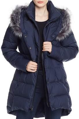 The North Face Dealio Faux Fur-Trim Down Parka