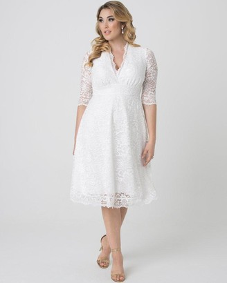 Plus Size Wedding Dresses - ShopStyle