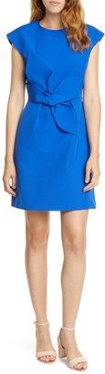 Ted Baker Polly Structured Bow Dress