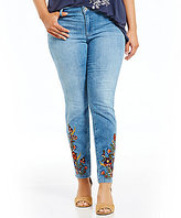Jessica Simpson Plus Kiss Me Super Skinny Jeans