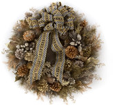Mackenzie Childs Precious Metals Large Wreath