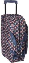 Vera Bradley Luggage - Lighten Up Wheeled Carry-on Carry on Luggage
