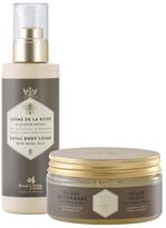Organic Honey Sugar Scrub and Body Lotion