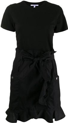 Derek Lam 10 Crosby Belted Mini Dress