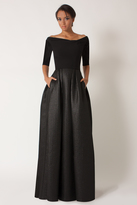 Black Halo Hayley CB Gown