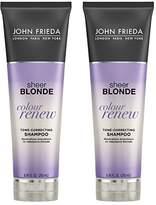 John Frieda Purple Shampoo