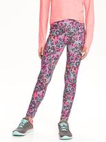 Old Navy Go-Dry Cool Fitted Leggings for Girls