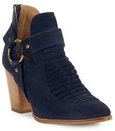 Seychelles Impossible Suede Cutout Ankle Boots