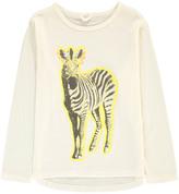 Stella McCartney Zebra Barley T-Shirt