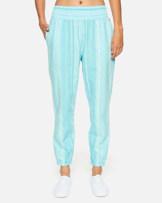 Hurley Women's W Sunset Beach Jogger Pants