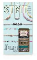 Horizon DIY Alphabet Jewelry Kit - STMT