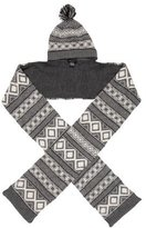 Rag & Bone Wool Hooded Scarf