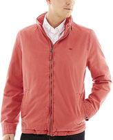 Dockers Stand-Collar Zip-Front Jacket