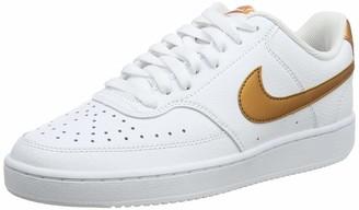 Nike Women's Court Vision Low Basketball Shoe