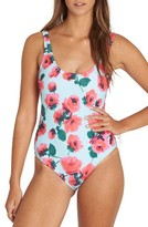Billabong Women's Bella Beach One-Piece Swimsuit