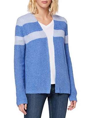 Tom Tailor Women's Chevron Rib Cardigan Sweater,S