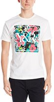 Young & Reckless Men's Tahiti Mark T-Shirt